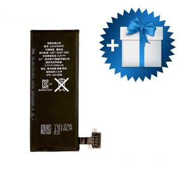 iPhone 4S compatibele batterij 1430 mAh