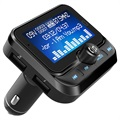 2-in-1 Autolader & Bluetooth FM Transmitter BC32