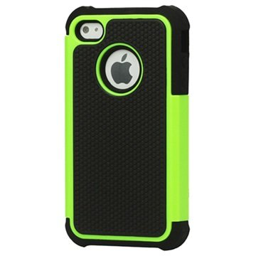 iPhone 4 / 4S 2 in 1 Hybrid Case