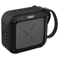 3Sixt SoundBlock 3S-0952 Waterbestendig Bluetooth Speaker - Zwart