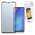 4smarts Curved Glass Huawei P30 Screenprotector - Zwart