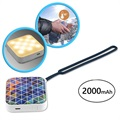 4Smarts Handwarmers Met Led Lamp & 2000mAh Powerbank