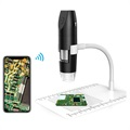 50X-1000X WiFi Digital Microscoop met Stand