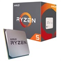 AMD Ryzen 5 1600X Hexa Core Gaming Processor - 3.60Ghz