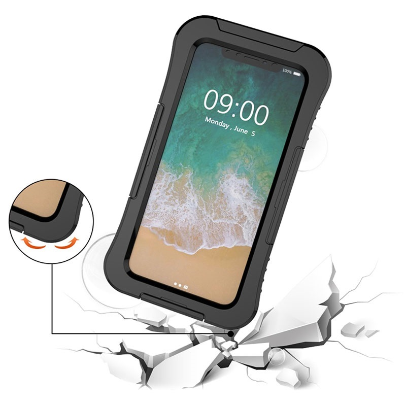 iPhone X / iPhone XS Active Series IP68 Waterdicht Hoesje