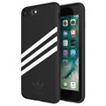 iPhone 6/6S/7/8 Plus Adidas Originals Moulded Case - Zwart