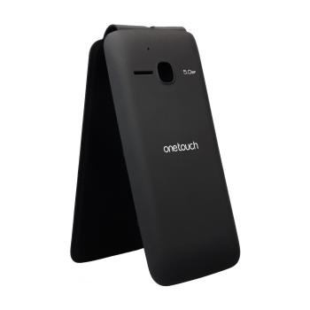Alcatel One Touch M\'Pop 5020 Flip Case FC5020 - Zwart