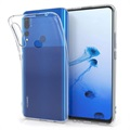 Anti-Slip Huawei P Smart (2019), Honor 10 Lite TPU Case - Doorzichtig