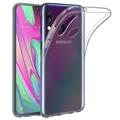 Anti-Slip Samsung Galaxy A40 TPU Case - Doorzichtig