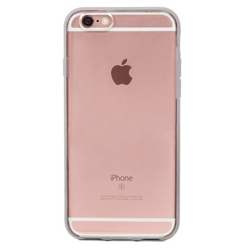 Anti-Slip iPhone 6/6S TPU Case - Doorzichtig