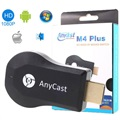 AnyCast M4 Plus Draadloze TV Dongle - Airplay, DLNA, Miracast