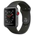 Apple Watch Series 3 LTE MR302ZD/A - Aluminium, Sportbandje, 42mm, 16GB