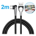 Baseus MVP Mobile Game USB 3.1 Type-C Kabel - 2m