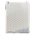 Belkin Snap Shield Remix Cover - iPad 2 iPad 3, iPad 4 - Wit Fade