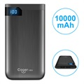 Cager S100 Dubbele USB Powerbank - 10000mAh