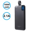Cager S10000 Draagbare Type-C Powerbank - 10000mAh