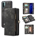Caseme 2-in-1 Multifunctionele Huawei P30 Pro Wallet Case