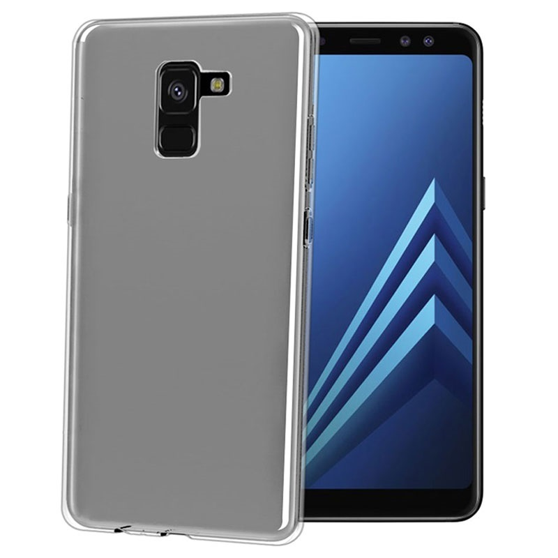 Samsung Galaxy A8 (2018) Celly Gelskin TPU Case