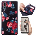 Color Series Huawei P20 TPU Case - Rozen