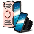 iPhone X Onzichtbare Armband - Rose Gold