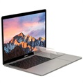 Devia MacBook Pro 13, MacBook Pro 15 Toetsenbord Cover - Doorzichtig