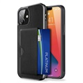 Dux Ducis Pocard Series iPhone 12/12 Pro TPU Case - Zwart