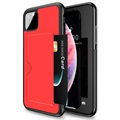 Dux Ducis Pocard Series iPhone 11 Pro Max TPU Case - Rood
