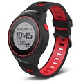 Forever Active GPS SW-600 Smartwatch - Rood / Zwart