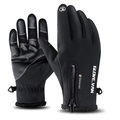 Golovejoy DB03 Winter Touchscreen Handschoenen - M - Zwart