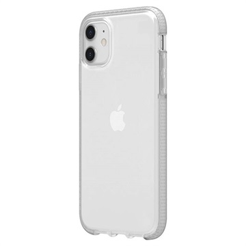 Griffin Survivor Clear iPhone 11 Cover - Doorzichtig