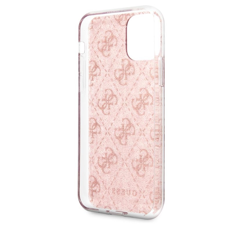 Guess 4G Glitter Collection iPhone 11 Cover