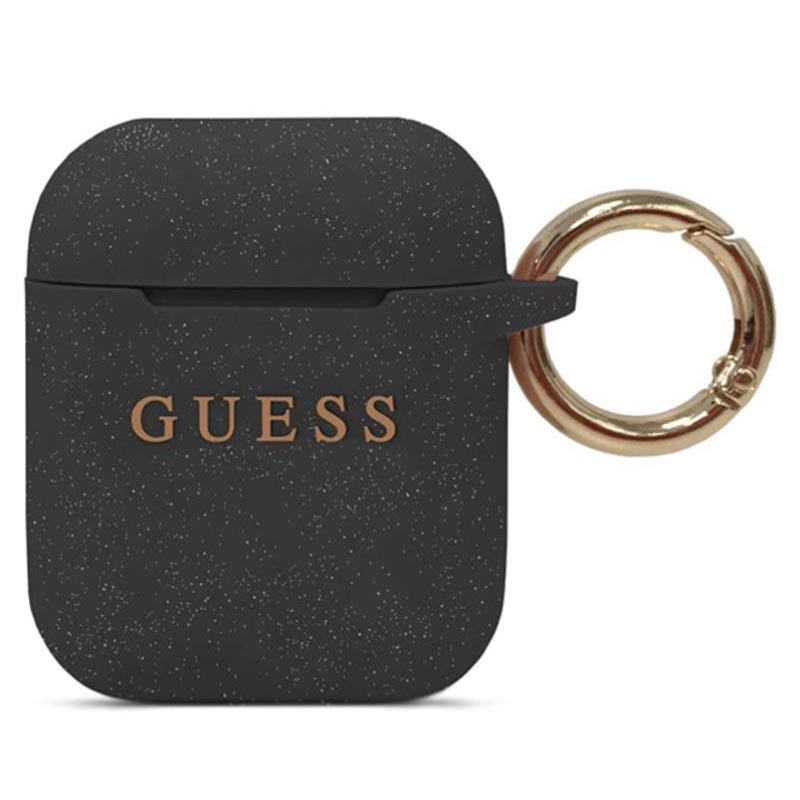 Guess AirPods AirPods 2 Siliconen Cover