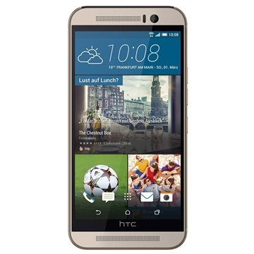HTC One M9 - 32GB - Goud / Zilver