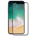 iPhone X Hat Prince 3D Full Size Glazen Screenprotector - Zwart
