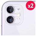 Hat Prince iPhone 11 Camera Lens Glazen Protector - 2 St.