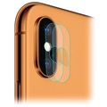 Hat Prince iPhone XS Max Camera Lens Glazen Protector - 2 St.