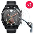 Hat Prince Huawei Watch GT Glazen Screenprotector - 2 St.