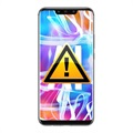 Huawei Mate 20 Lite Side Knap Flexkabel Reparatie