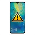 Huawei Mate 20 Side Knap Flexkabel Reparatie