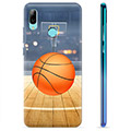 Huawei P Smart (2019) TPU Case - Basketbal