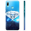 Huawei P Smart (2019) TPU Case - Diamant