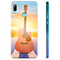 Huawei P Smart (2019) TPU Case - Gitaar