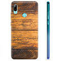 Huawei P Smart (2019) TPU Case - Hout