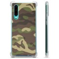 Huawei P30 Hybride Case - Camouflage
