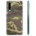 Huawei P30 TPU Case - Camouflage