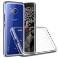 HTC U11 Imak Anti-Kras TPU Case - Doorzichtig