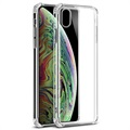 Imak Drop-Proof iPhone XS Max TPU Case - Doorzichtig
