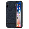 iPhone X / iPhone XS Incipio Carnaby Esquire Series Cover - Blauw