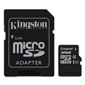 Kingston Canvas Select MicroSDHC Geheugenkaart SDCS/32GB - 32GB