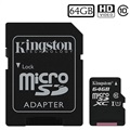 Kingston Canvas Select MicroSDXC Geheugenkaart SDCS/64GB - 64GB